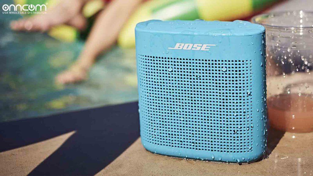 Loa Bose SoundLink Color II là loa mini có âm thanh tốt và nổi tiếng nhất tại Mỹ