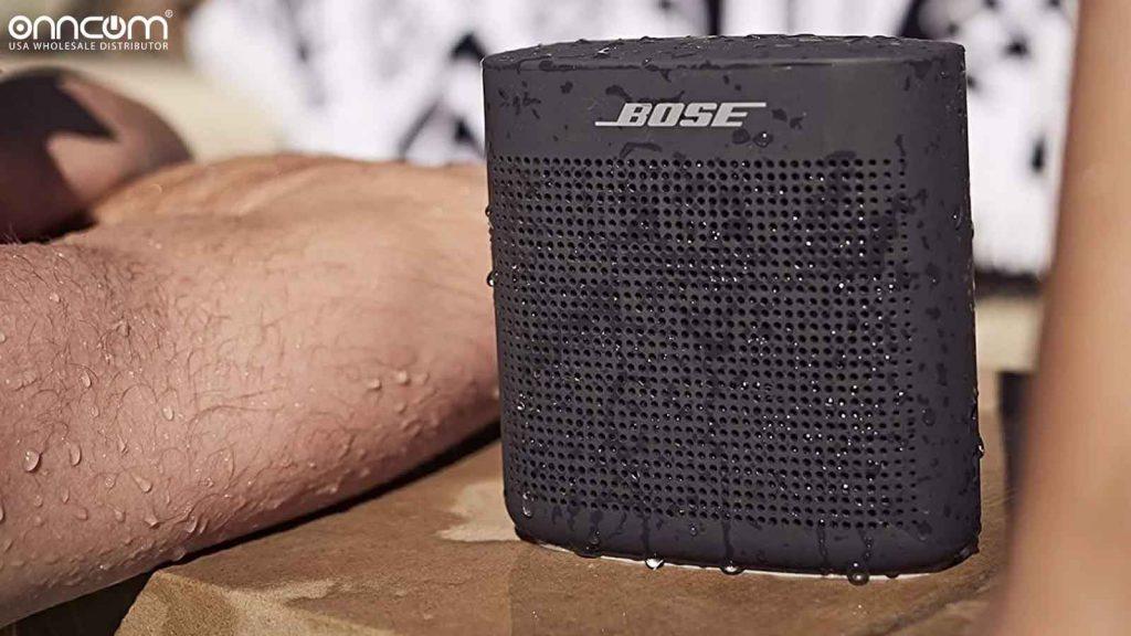 Loa Bose SoundLink Color II có khả năng chống nước vượt trội