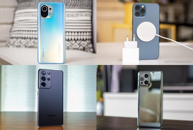 4 smartphone cao cấp 'giảm giá' nổi bật tháng 8
